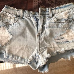 Mudd size 5 juniors shorts